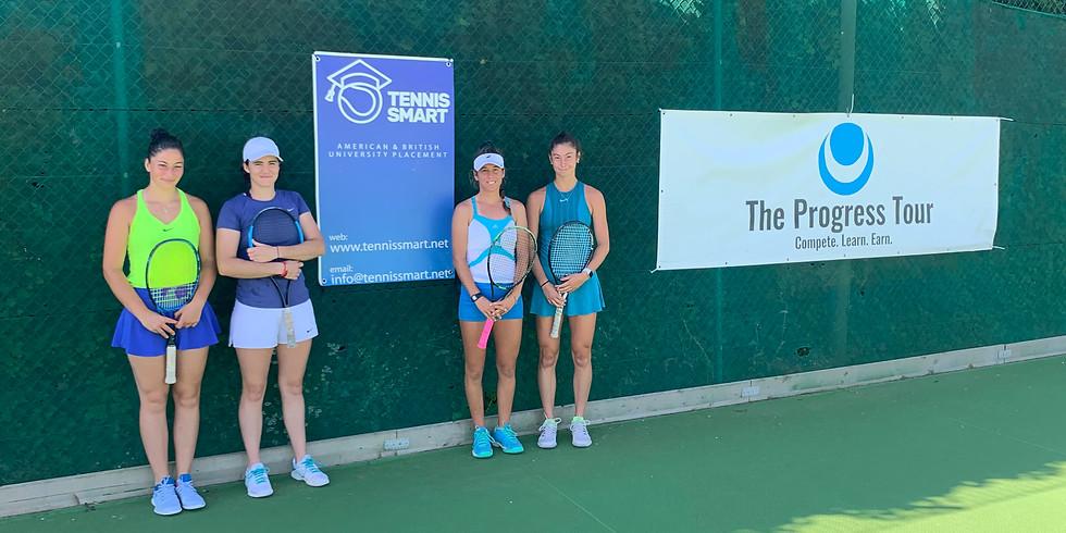 The Progress Tour - The Tennis Smart Showcase - £5,000 Prize Money
