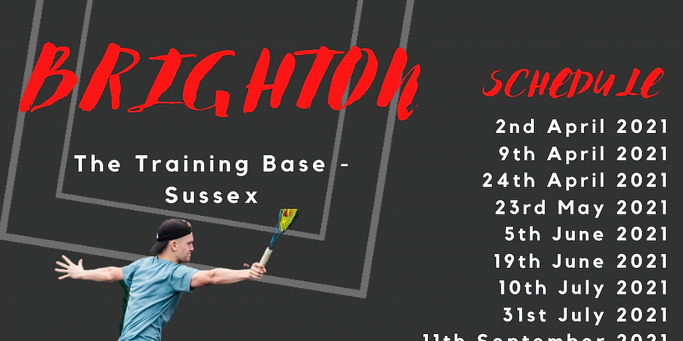 Progress Tour - Battles - The Training Base - Sussex