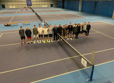 The Wild-Card Series kicks off 2020 in style at Cardiff Met University