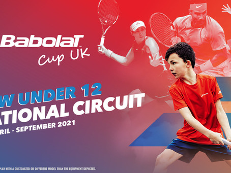 The Babolat Cup UK in partnership with The Progress Tour
