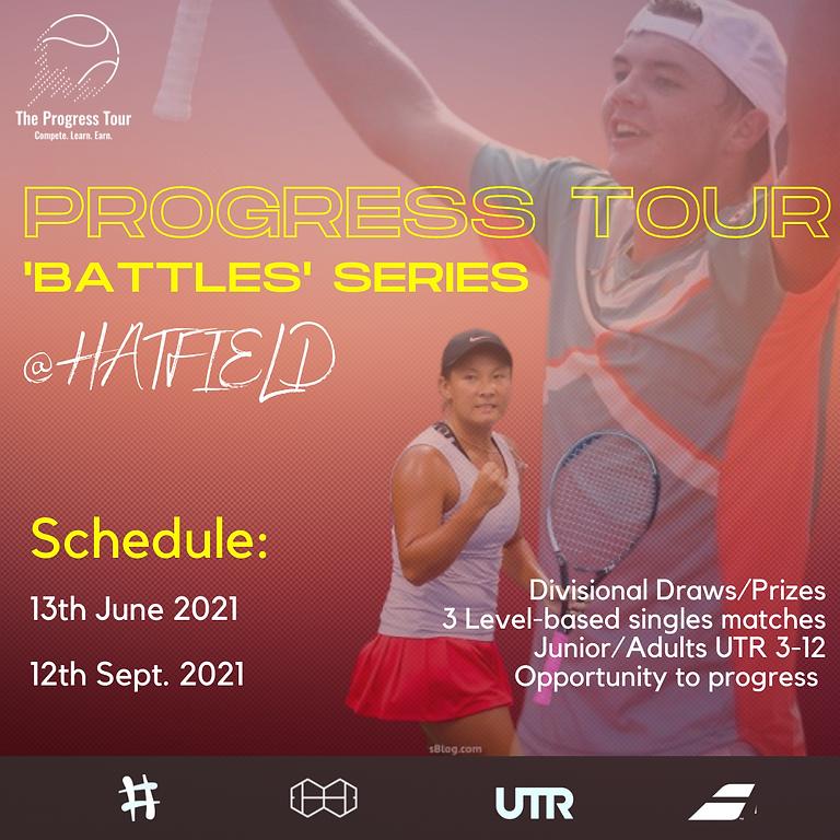 Progress Tour Battles - Hatfield, Hertfordshire