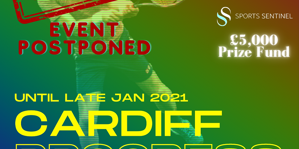 Cardiff Progress Tour - £5,000 Event