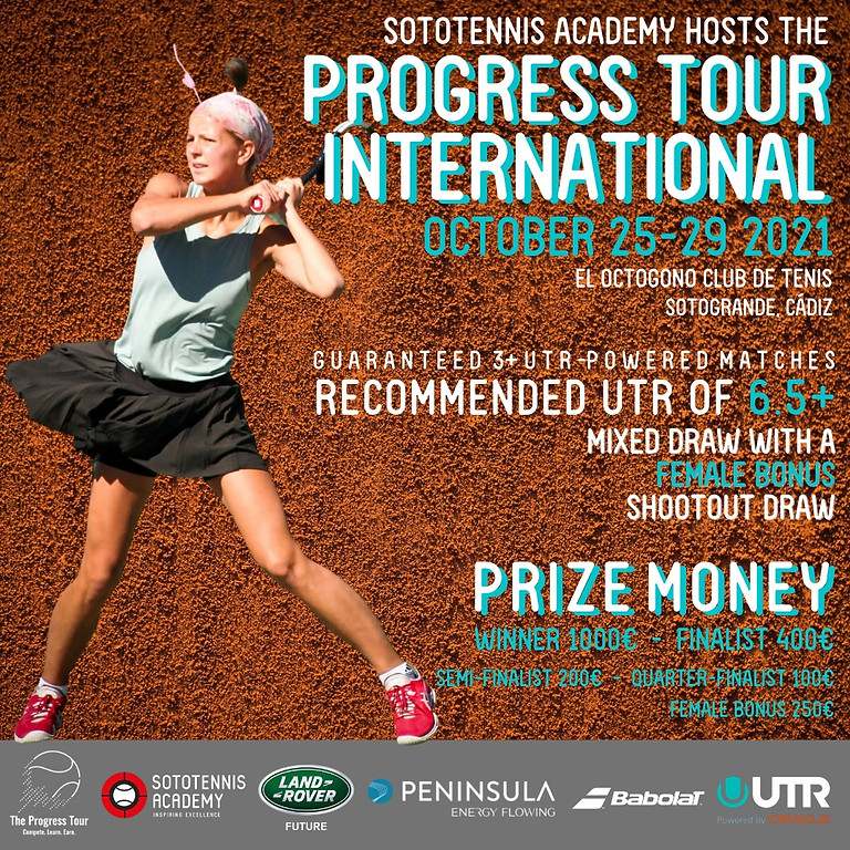 The Progress Tour International | SotoTennis Academy
