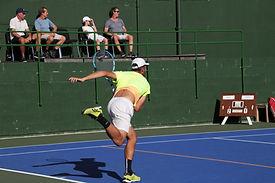 The Progress Tour Tennis Tournament