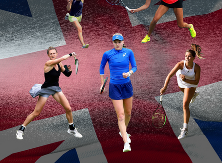 Britain's top female players set to return to tennis