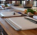 Cookery courses for 1 person to 50 people to put nutrition into practice
