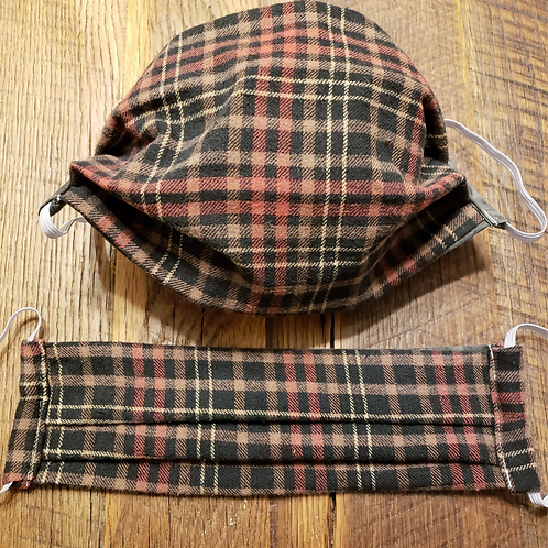 Flannel Mask31