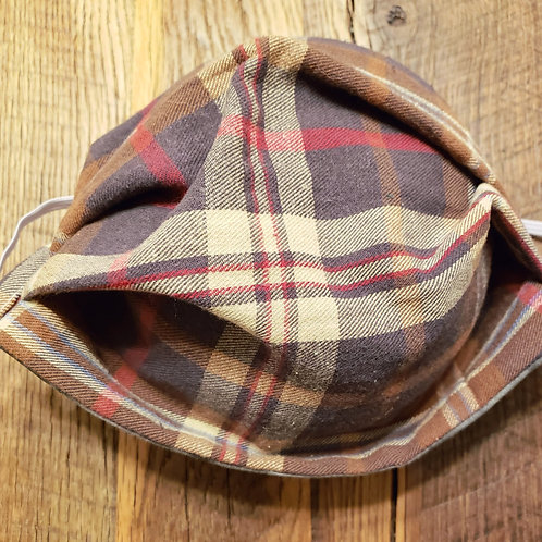 Flannel Mask36