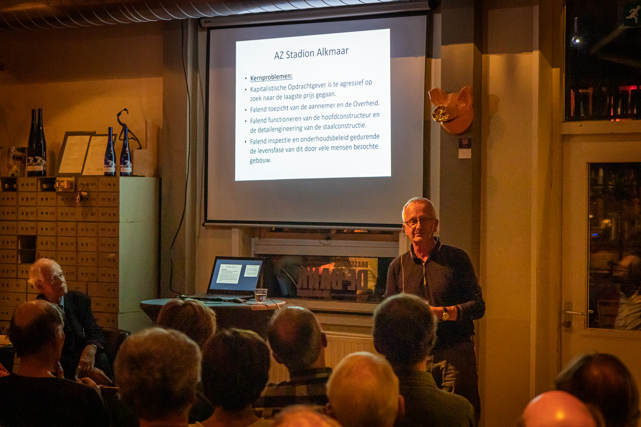 Science cafe 26-9-23