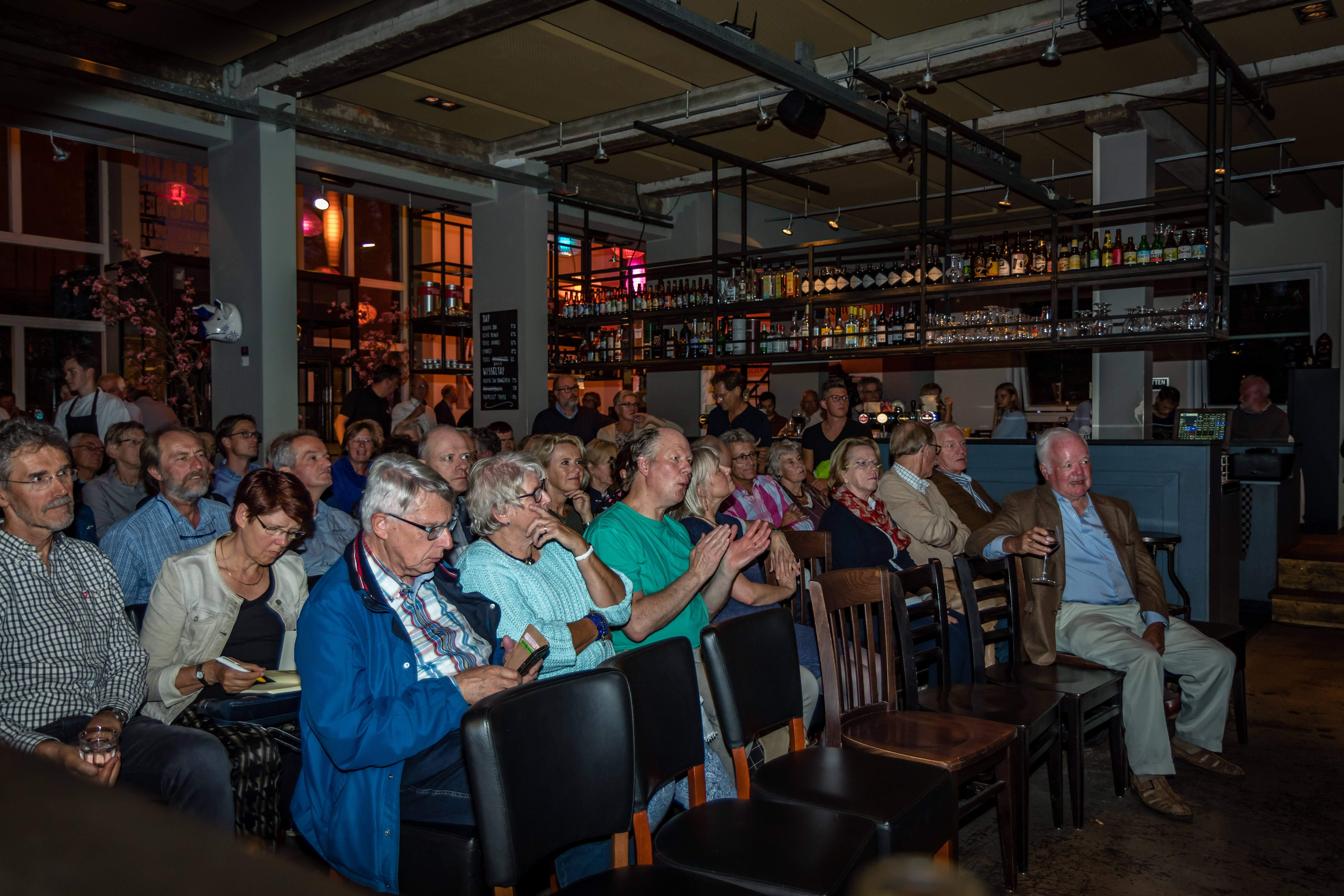 Science Cafe 27-9-2018-11