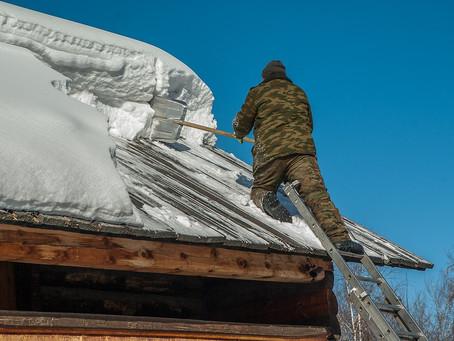 Säkrare snöskottning