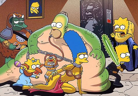 Симпсоны, плакат 5