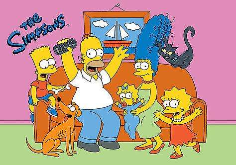 Симпсоны, плакат 3