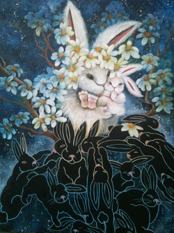 20. Madonna Bunny Psychopomp copy