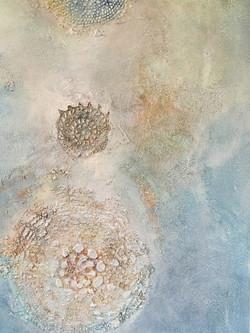 Chakra Mandalas detail - Shelley Masters