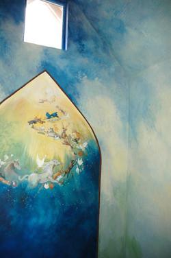 Novato Pet Chapel 5 Mural