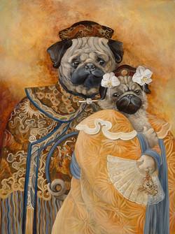 Shelley Masters - Emperor-&-Empress-Foo