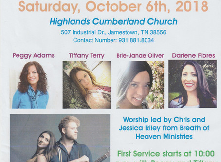 Greater Intimacy Conference