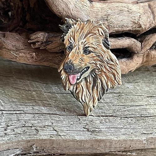 Pyrenees Sheepdog