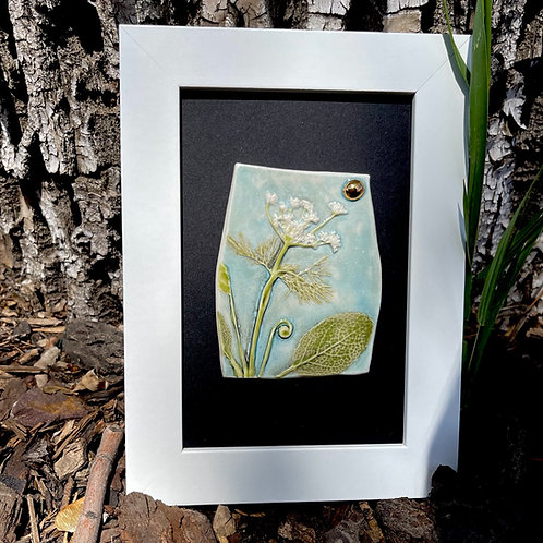 Wildflower and Herb Tile