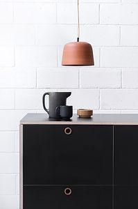 Linoleum Surfaced Plywood kitchen fronts