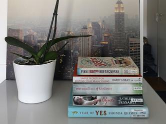 vuoden 2020 kirjat ja niiden top 10