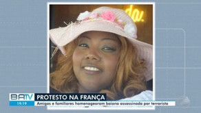 Brasileira morta durante ataque em Nice será enterrada na França