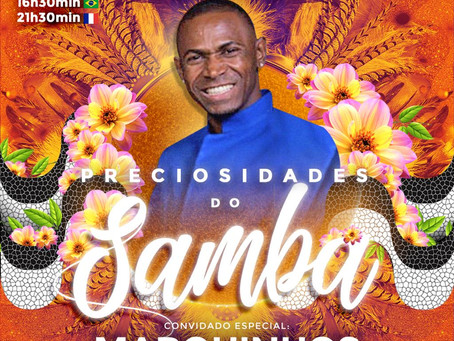 Preciosidades do Samba