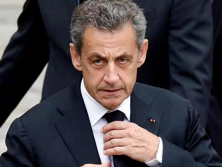 Ex-presidente da França, Nicolas Sarkozy fura fila da vacinação contra Covid-19