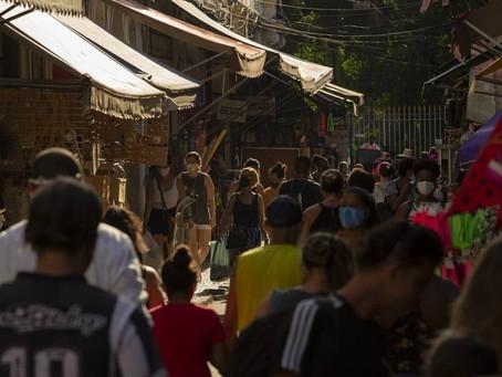 Nova linhagem com mutação do vírus da Covid-19 é descoberta no Rio