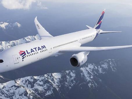 Latam prolonga suspensão de voos para Itália até outubro