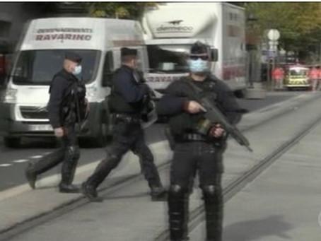 Polícia francesa prende mais dois suspeitos de envolvimento com atentando em Nice