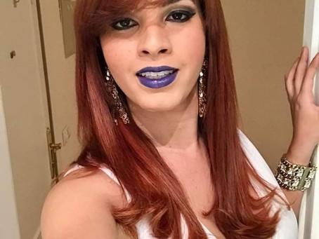 Transexual  desaparecida em Paris