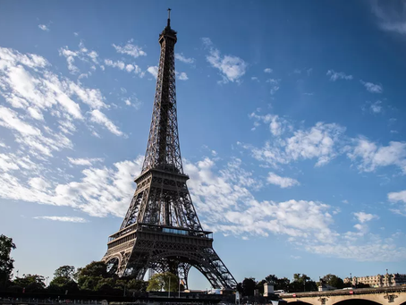 Torre Eiffel passa pela maior reforma da história para se preparar para Jogos Olímpicos de 2024