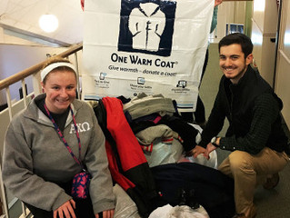 Rotary Clubs, Fulton Sun Team Up in Coat Drive