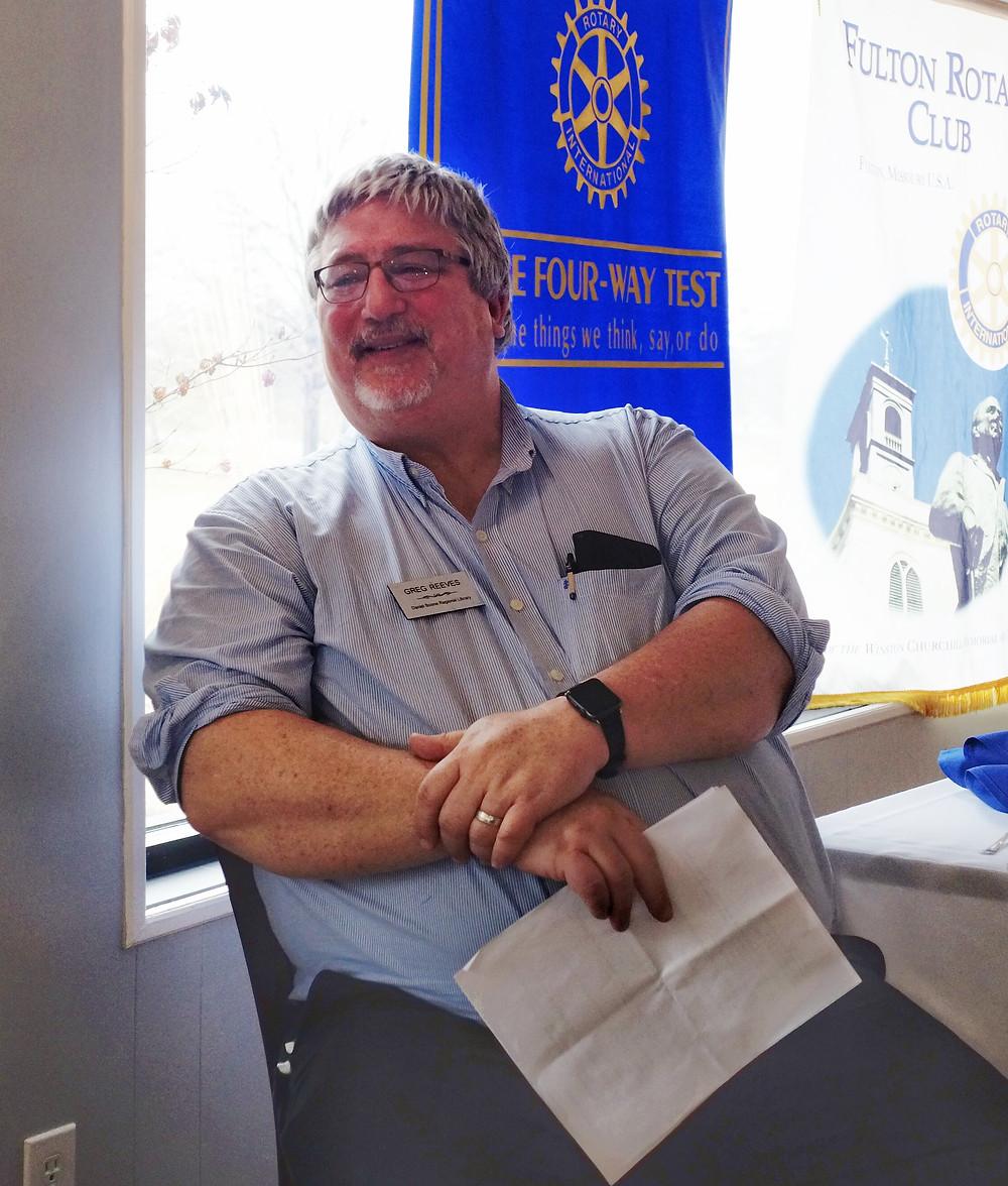 Greg Reeves