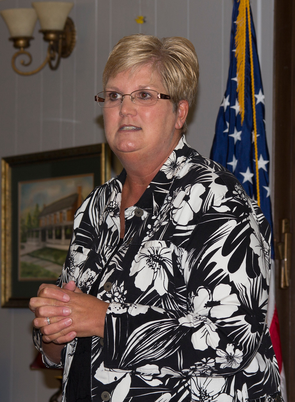 Suzanne Guerrant discusses the Heart of Missouri CASA.