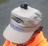 CAMERA MOUNT CADET HAT