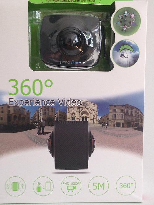 DAILY RENTAL Virtual Reality full 360 sport Camera