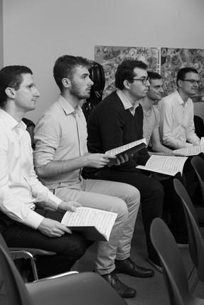 Répétition Jeune Ensemble