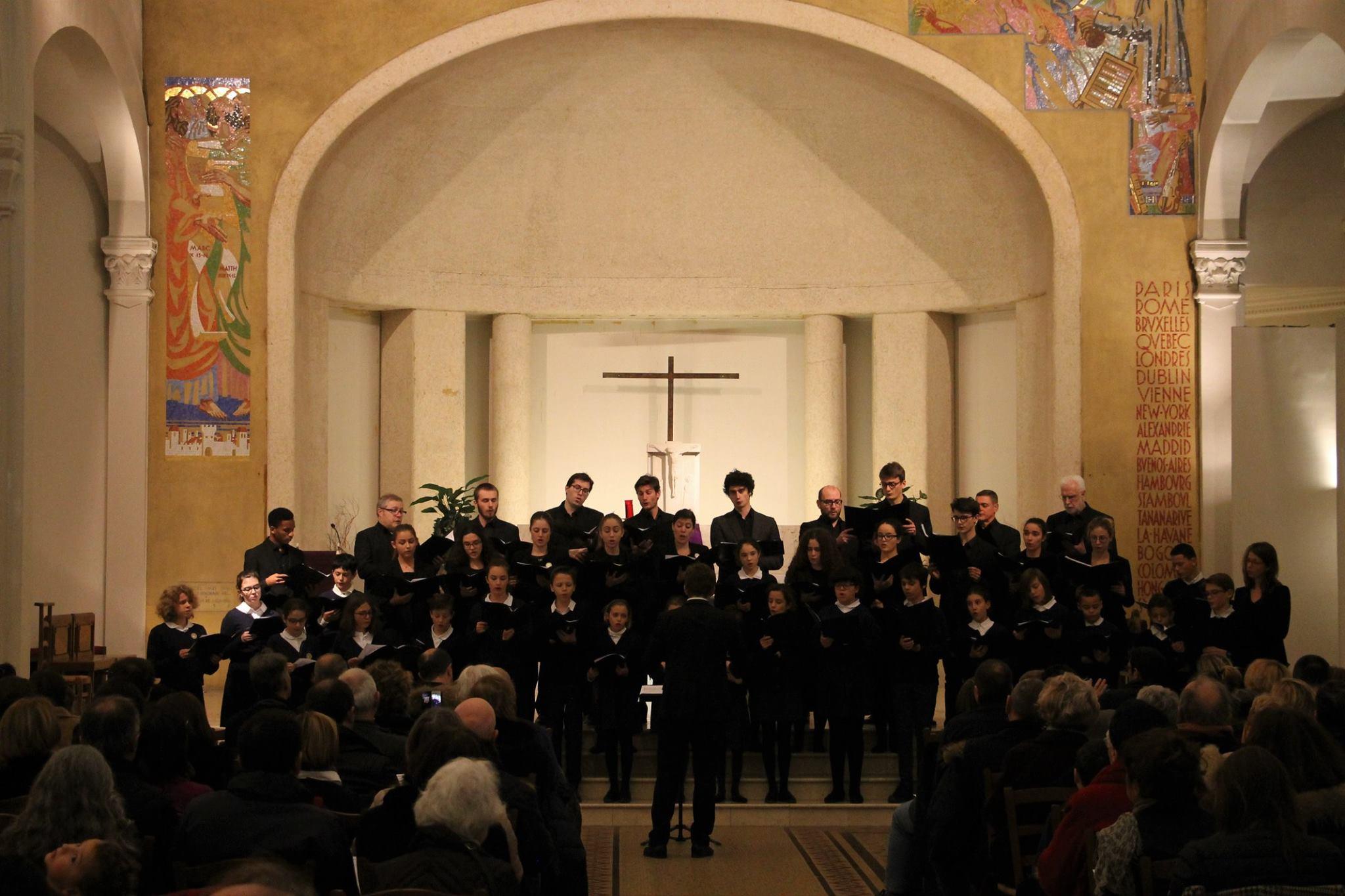 Concert à Paris