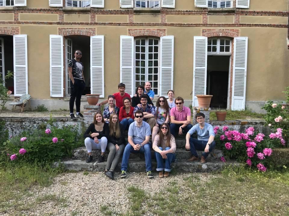 Week-end Jeune-Ensemble