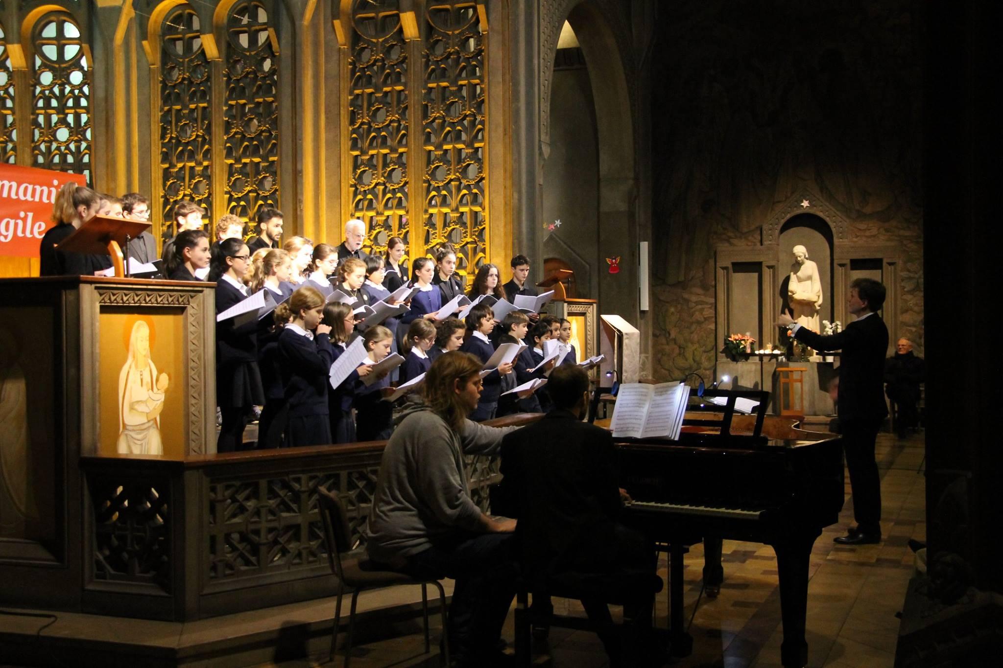 Concert à St Christophe de Javel