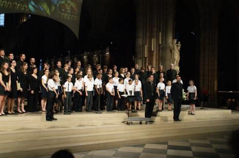 Concert Notre-Dame