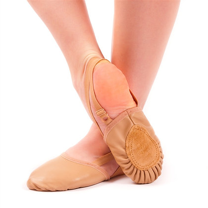 621A Twyla Half Soles Leather