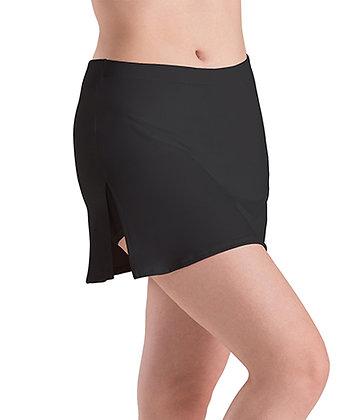 Side Slit Skirted Shorts $24-$30