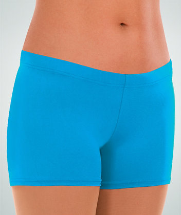 "Boy-Cut Short (3/4"" elastic waistband) $14-$15"
