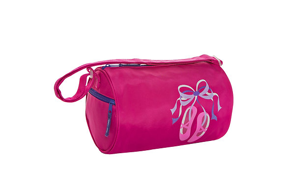 Giggle Toes Duffel - Pink