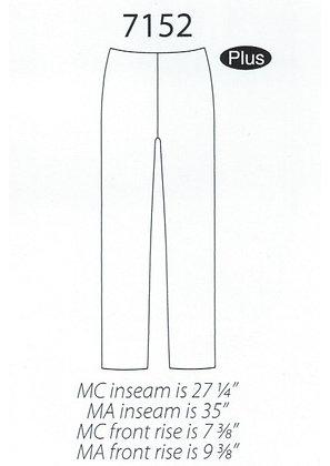 MW 7152 Low Rise Jazz Pants