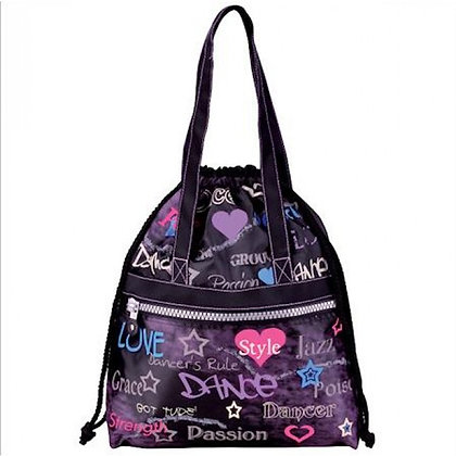 DANCE ATTITUDE TOTE BAG